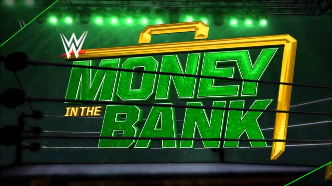 Money In The Bank Graphic
