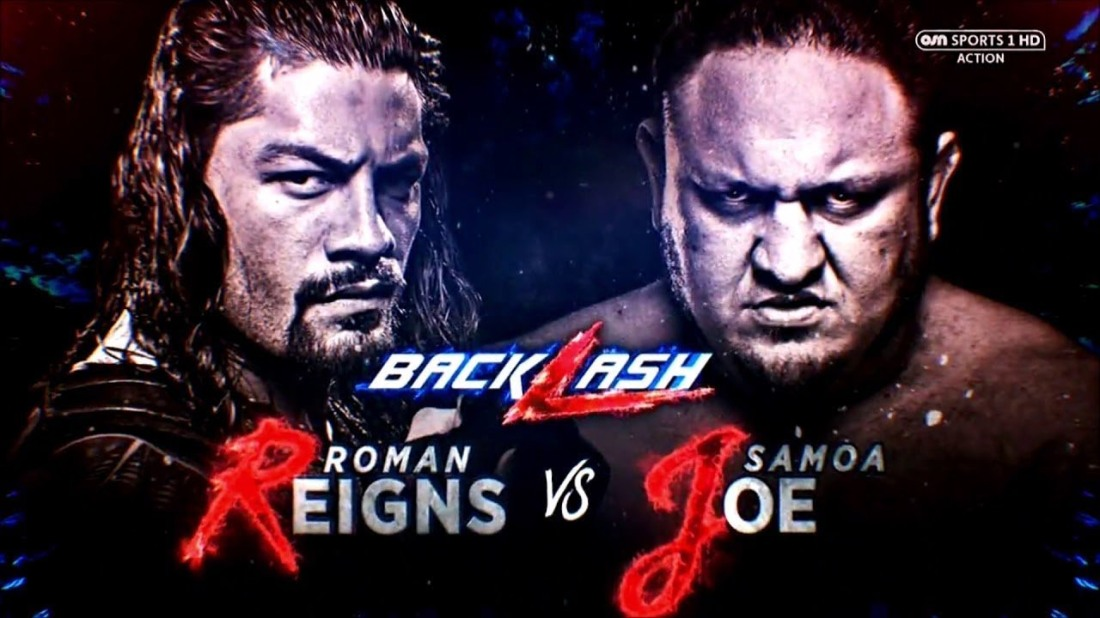 Reigns Vs Joe